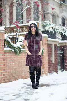 RD's Obsessions: Simple Holiday Dress