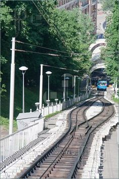 tourism + funicular | Photo of Railway funicular in Kyiv, Ukraine