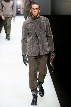 Giorgio Armani, Menswear, Милан