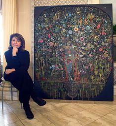 Painter and Print Maker - London UK Iraqi Women, Baghdad Iraq, Figurative Art, London, Modern, Paintings, Artists, Contemporary Art, Big Ben London