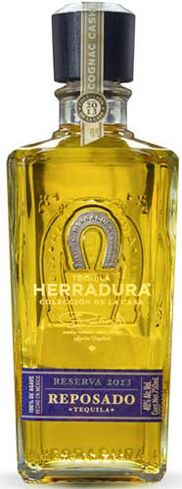 Herradura Reserva Cognac Cask contains naturally occurring wild yeast