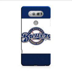 Milwaukee Brewers Baseball LG V20 3D Case