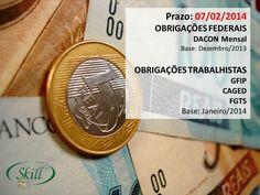 Obrigações fiscais trabalhistas que vencem em 07/02. Deixe seus impostos e taxas em dia!