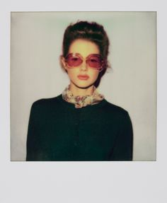 #scarf + #sunglasses