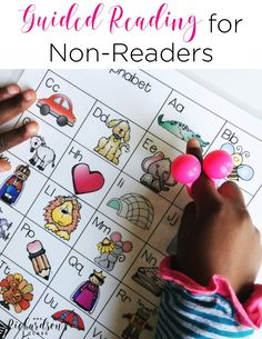 Guided Reading with Non-Readers