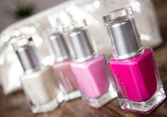 Rosa geht immer! LEIGHTON DENNY Ready for Take Off Collection