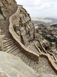 Thula Fort Restoration, Yemen Design: Abdullah Al-Hadrami  http://www.e-architect.co.uk/yemen/thula_fort_restoration.htm