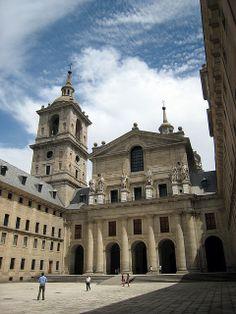 El Escorial | Flickr - Photo Sharing! Madrid.