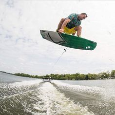 Try wakeboarding in Minnesota! Photo credit: Josh Tranby #OnlyinMN
