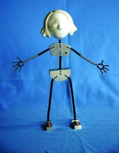 Stop Motion Puppets | The Advanced Art of Stop-Motion Animation: Building Puppets: Part 1 ...