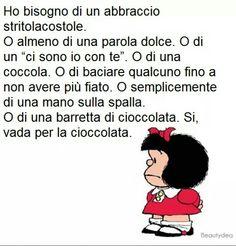 Abbraccio o cioccolata