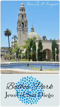Larger than Central Park, with year-round temperate climate, Balboa Park is the Jewel of San Diego