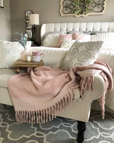 how to add blush into your decor, my master bedroom mini makeover