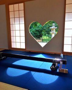 ハートの窓枠から恋したい♡京都・正寿院が可愛すぎるんです!! - Locari(ロカリ)