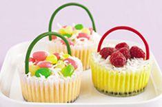3-Step Mini Cheesecake Baskets Recipe