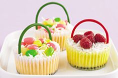 PHILADELPHIA 3-Step Mini Cheesecake Baskets