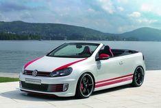 Festival Wörthersee 2013 : Volkswagen Golf GTI Cabriolet Austria Concept