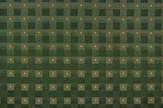 Robert Allen Dark Green Woven Small Check Plaid Drapery Upholstery Fabric BTY #RobertAllen
