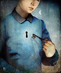 Illustrations by Christian Schloe ~The Time Keeper's Key~