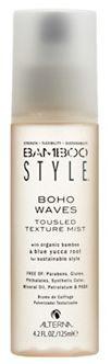 ALTERNA BAMBOO STYLE Boho Waves Tousled Texture Mist #backtoschool #teelieturner http://www.teelieturner.com/