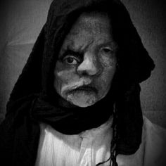 Quasimodo. Makeup & Prosthetics by Jade Connor.  Inspired by the GREAT Dick Smith.