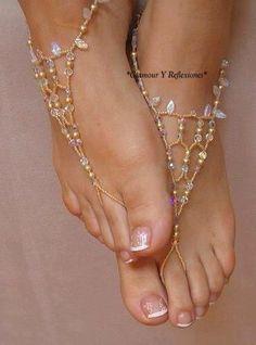 pieds de kajira