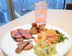 予約が取れないとウワサの「大阪マリオット都ホテル」のブッフェレストランに行ってみた+/+クオリティー高すぎぃぃ!+な料理に口福を感じたよ♪