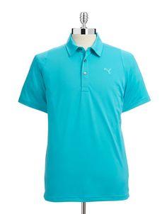 PUMA Golf Duo Swing Polo - Fashion Deals