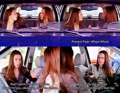 Charmed... Piper is the best
