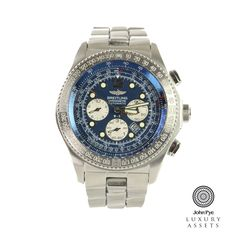 #Breitling B2 Gents Stainless Steel Automatic #Watch