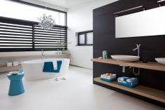 Ruimte, transparantie, open, licht en strak! Dat is de ruimtelijke badkamer van Baderie.