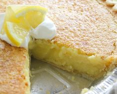 Blender Lemon Pie-9