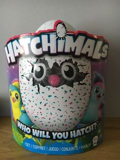Checking out the all new #Hatchimals Toys