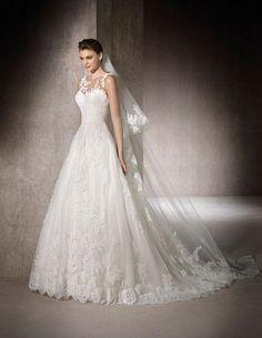 Atemberaubende Brautkleider bei ANNA MODA in Köln