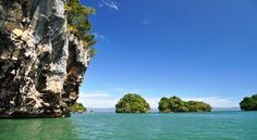 """Los haitises national park. Come join us in the more exciting tour that the nature and the indigenous culture of the Dominican Republic has to offer! Take a private thirty mn flight to experience with us this single activity. The journey begins at the Muelle de Caño Hondo, where a motor boat will take you through the majestic forest called """"mangroves"""": a part of the national park of Los. #puntacanaexcursions"""