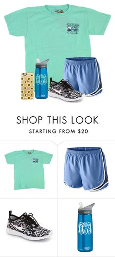"""Random set bc im boredddd"" by theblonde07 ❤ liked on Polyvore featuring But Another Innocent Tale, NIKE, CamelBak, Casetify, women's clothing, women's fashion, women, female, woman and misses"