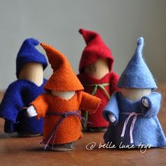 gnomes from trees