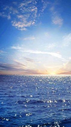 soleil ciel bleu plage - Cerca con Google