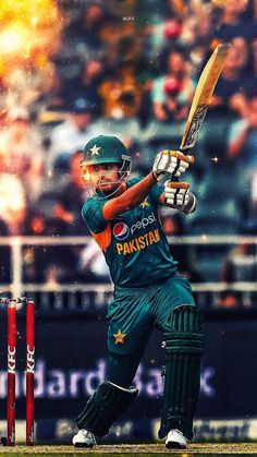Out of Total Runs Scored by whole Pakistan Team on this tour including a total of 21 player, Babar Azam has scored runs lonely & remaining by combine 20 players. Cricket Wallpapers, Sports Wallpapers, Cricket Sport, Cricket News, Psl Teams, Cricket Poster, Pak Army Soldiers, Best Motorbike, Team Wallpaper