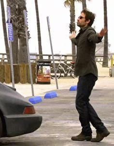 David Duchovny as Hank Moody, Californication