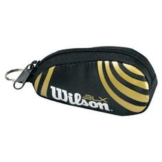 Wilson BLX Black/Gold Tennis Keychain Tote by Wilson. $5.00. This ...