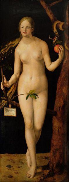 Eve, by Albrecht Dürer