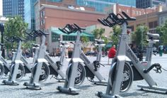 Cycle Therapy mobile spin studio in Chicago