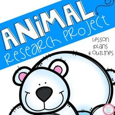 This Animal Research Project is design for grades 3-5. I have created lesson plans for each day as well as templates needed for each day. There is a set of directions, materials needed, and a full outline on what students should do each day. The project outline includes steps to writing a paper with:1.