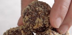 ChocolateQuinoaBitesHeader | Chocolate Quinoa Bites