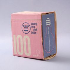 old westinghouse packaging by paul rand. perfect.