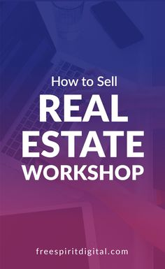 If you're new to the real estate business and just aren't quite sure how to really start selling, learn it now! See how you can use all the technology there is today to your benefit. Take the Real Estate Workshop and starting growing your real estate business now! #realestate #business #marketing Sales And Marketing Strategy, Effective Marketing Strategies, Business Marketing, Social Media Marketing, Successful Business Tips, Relationship Marketing, Sales Techniques, Real Estate Business, Benefit