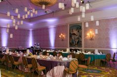 Grand Floridian Tangled Inspired Wedding Reception Photo