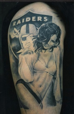 Now that's a tat.