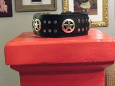 Leather Dog Collar by Big Bad Collars | Hatch.co